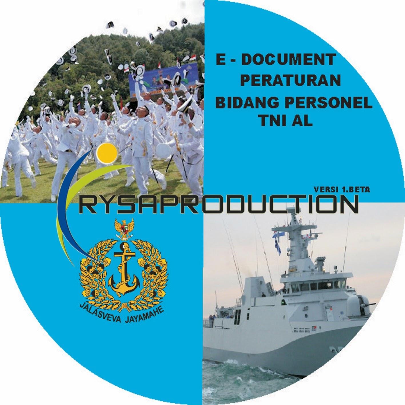 Peraturan Bidang Personel TNI AL