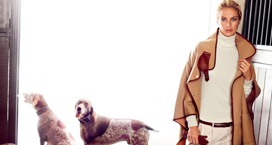 moda mujer Massimo Dutti The Equestrian Collection