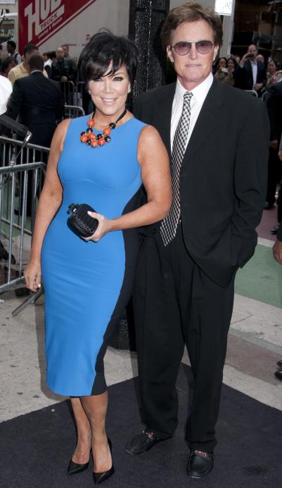 Kris Jenner: Cheating on Bruce Jenner With Todd Waterman? » Gossip | Kris Jenner
