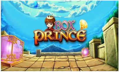 Game Name : Box Prince