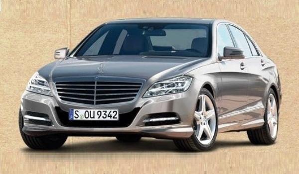 Mercedes-Benz S-Class 2104. Majalah Otomotif Online