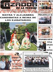 PERIODICO IMPRESO 20 DE ABRIL DEL 2011