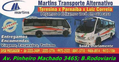 MARTINS TRANSPORTE ALTERNATIVO