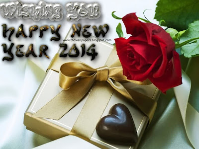 Latest Happy New Year Backgrounds Wallpapers 2014