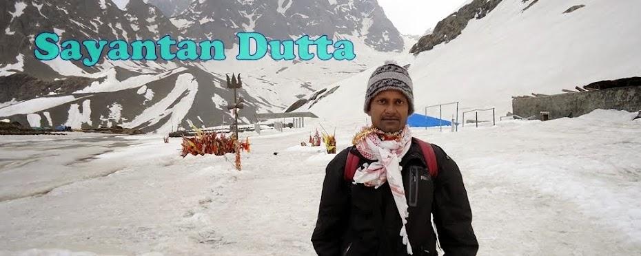 Sayantan Dutta
