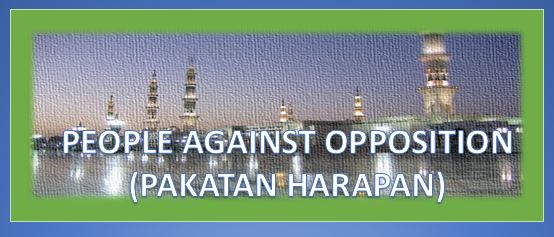 People Against Opposition - (Pakatan Harapan)
