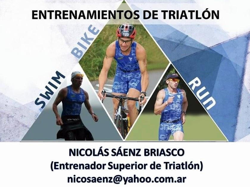 ENTRENOS DE TRIATLON