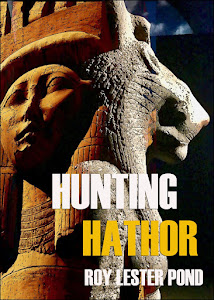 INTRO OFFER to Lester-Pond fiction Egypt mythic adventure. $2.00