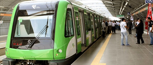 Tren Eléctrico de Lima