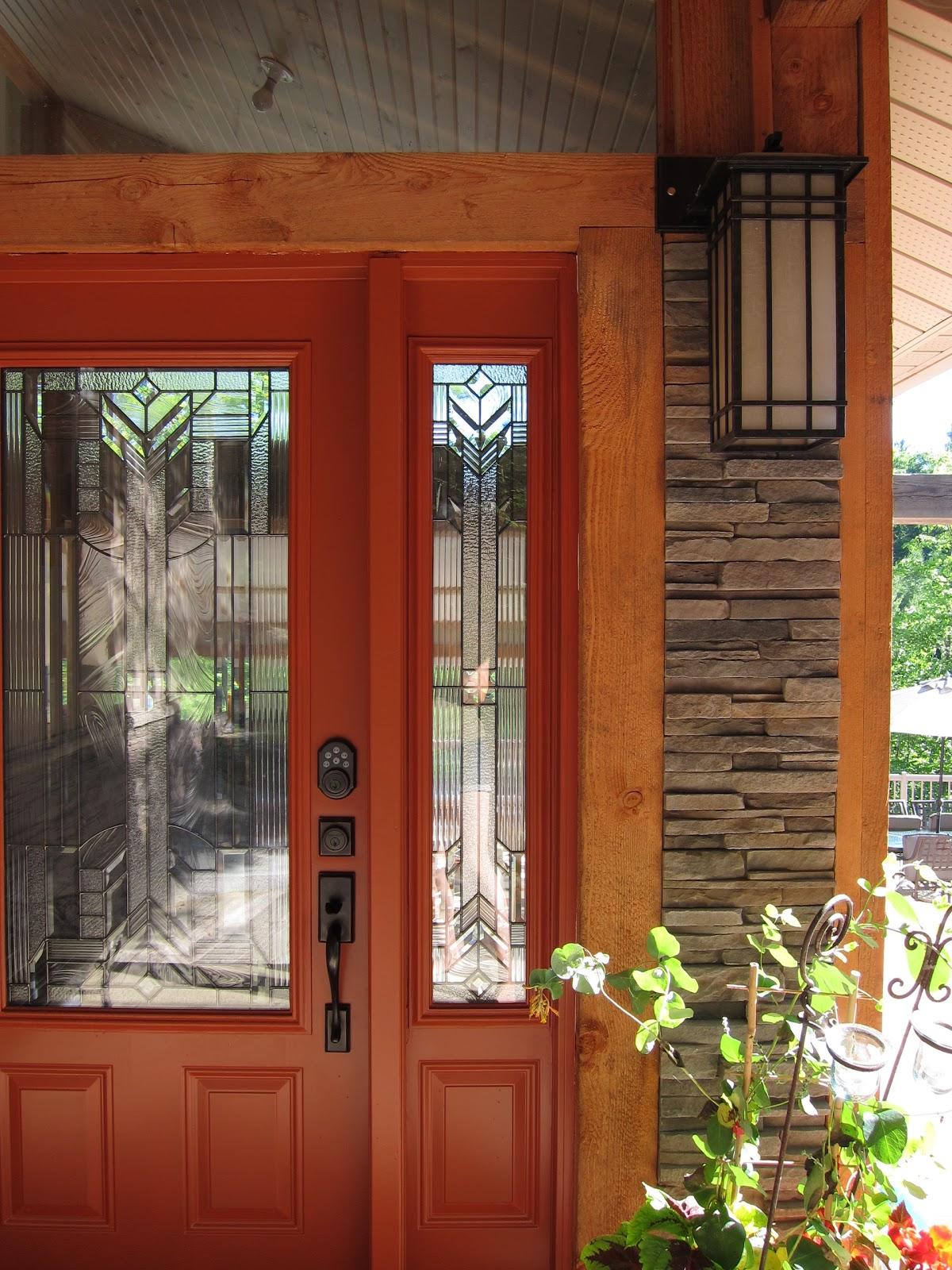 Doors For Front Door Of V Rv Project Muskoka Front Door