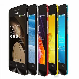 Harga dan Spesifikasi Zenfone 4S