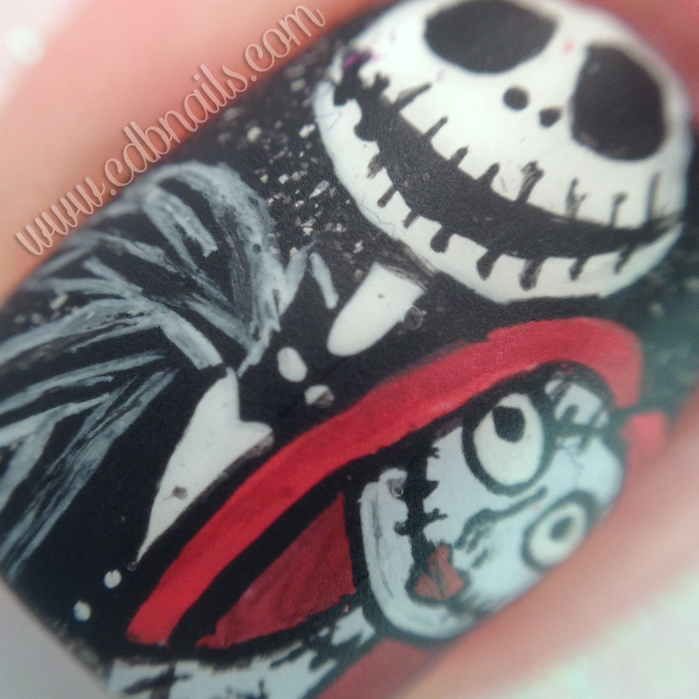cdbnails: 40 Great Nail Art Ideas | Halloween