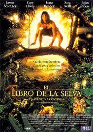 El Libro de la Selva: La Aventura Continúa Poster