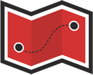 Схема проезда до площадки автошколы Аспект