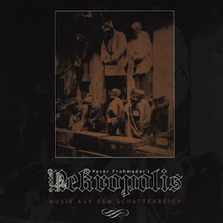 NEKROPOLIS-MUSIK AUS DEM SCHATTENREICH NOW REISSUED ON VINYL ON PURE POP FOR NOW PEOPLE