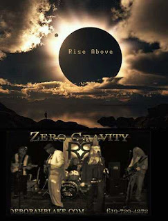 Deborah Blake & ZeroGravity band