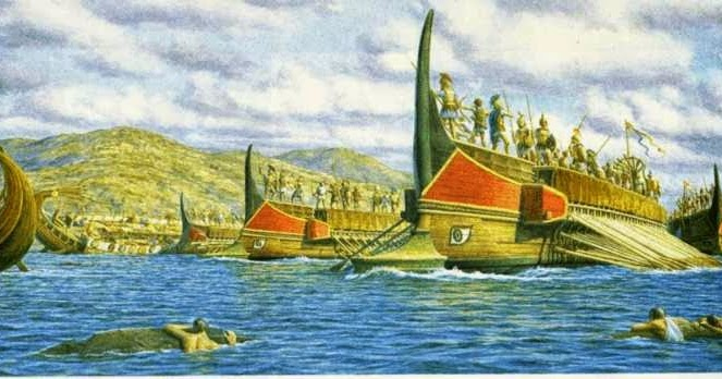 Teseo ed il Minotauro Triires5