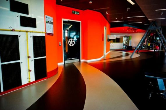 google office in london. google office london photos in