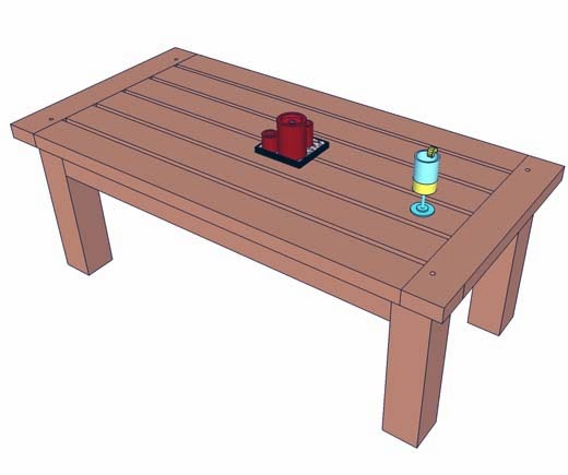 Some Type of Good Wood to Plans for Wooden Patio Table