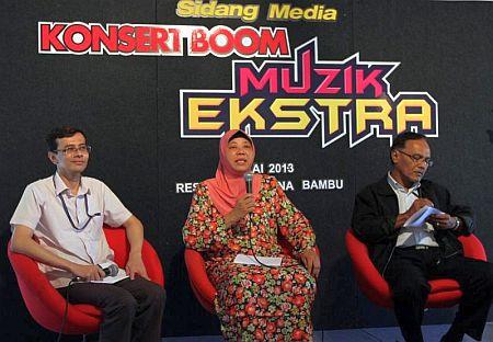 Malaysia, Berita, Gossip, Selebriti, Artis Malaysia, 8, Peserta, Bakal, Ke, Konsert Boom Musik Ekstra