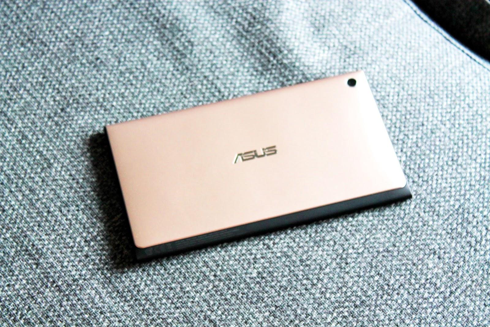 My new Asus Memo Pad 7 tablet | Alinan kotona blog
