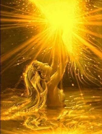 Vivendo na Energia da Luz.