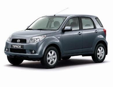 Spesifikasi Daihatsu Terios Terbaru di otospek.com sebagai media online info spesifikasi dan berita otomotif Indonesia