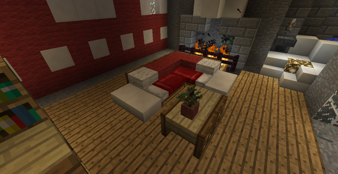 minecraft architecte. Black Bedroom Furniture Sets. Home Design Ideas