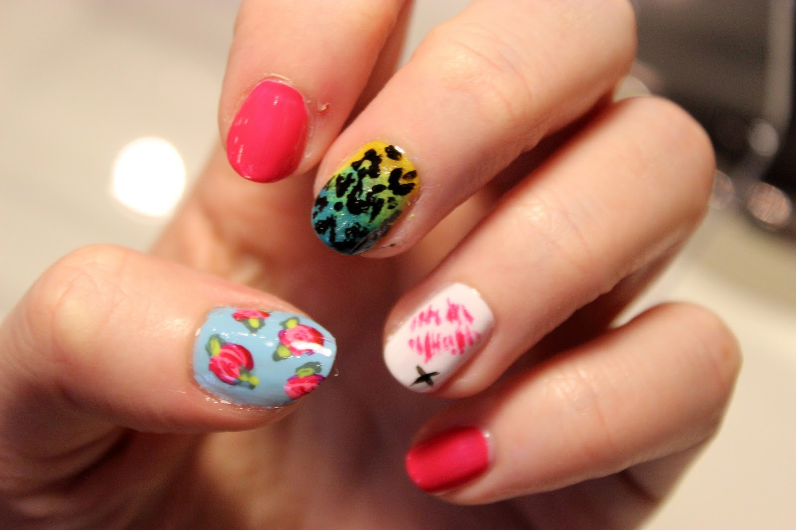 Click and Make-Up Beauty Blog: Maybelline New York Nail-Art Master Class
