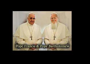 Ἡ νέα ἐκκλησιολογία τοῦ Οἰκουμενικοῦ Πατριάρχου  κ. Βαρθολομαίου