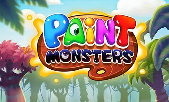 Paint Monsters Gameplay IOS / Android