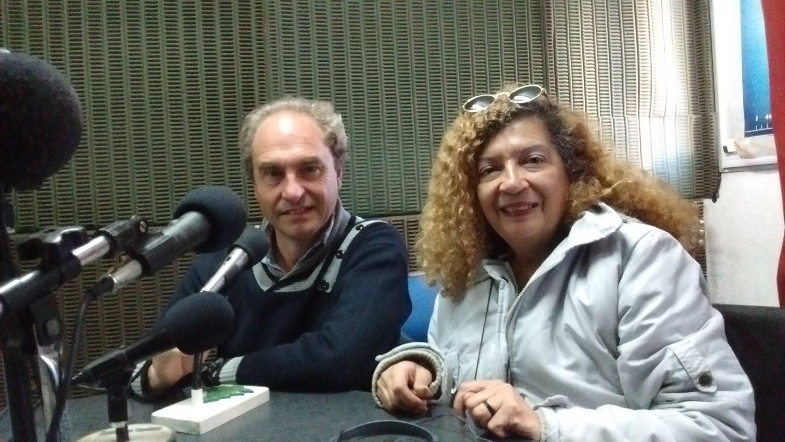 ME ARDE conduce Maria del Carmen Bernardez