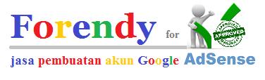 Forendy | Jasa Adsense Resmi