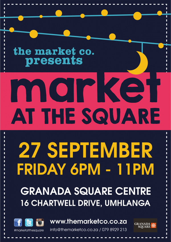 Market at the Square - Granada Square, Umhlanga, Durban