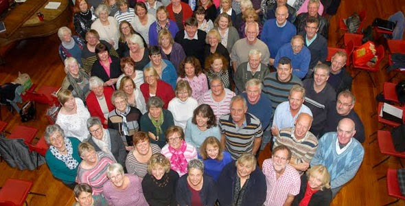 The Graham Community Choir