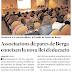 Regió 7:  Glòria Fígols, delegada de CCOO al Berguedà, va explicar la LOMCE als pares i mares de la comarca