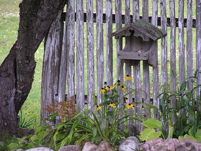 C mo decorar un jard n peque o y que parezca grande - Como disenar un jardin grande ...