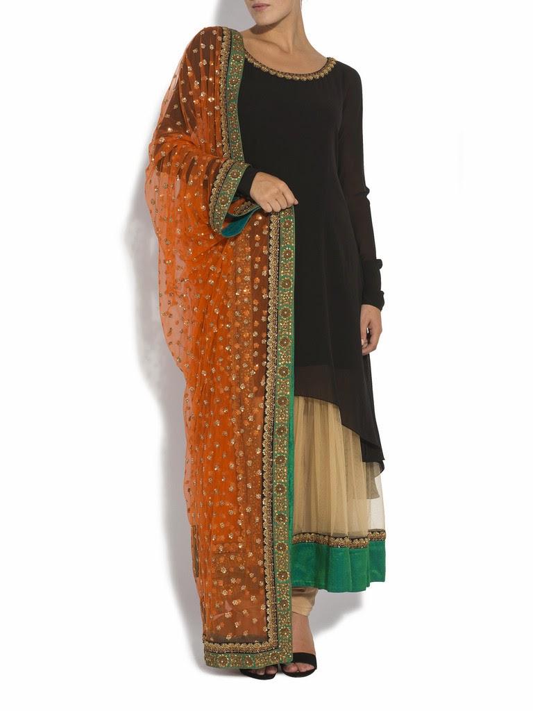 designer sabyasachi mukherjee latest anarkali suits