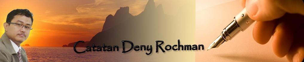 CATATan DeNY ROcHMAN