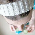 A Knitted Headband DIY Tutorial...
