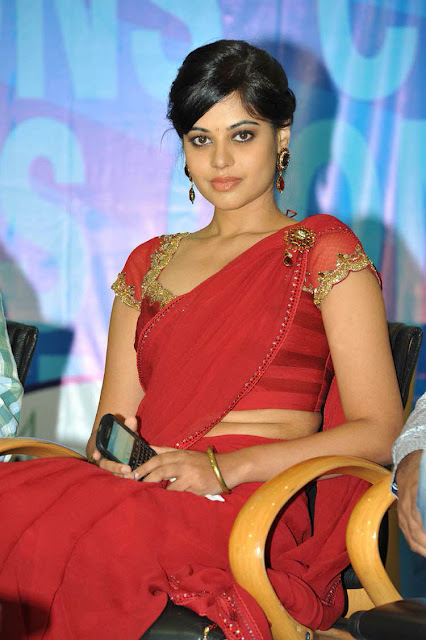 Bindu Madhavi In Full Saree