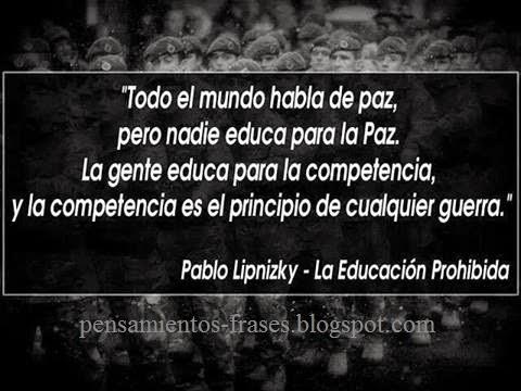 frases de Pablo Lipnizky