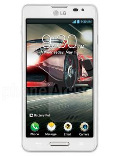 LG Optimus F7 Spesifikasi, Fitur dan Info Harga