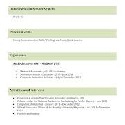 freshers resume format 2016 best professional resume templates