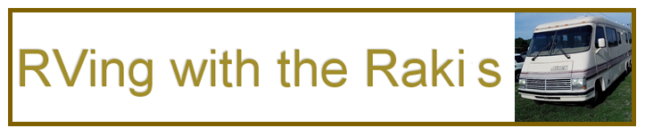 RVing with the Raki's