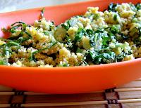 Farofa de Couve (vegana)