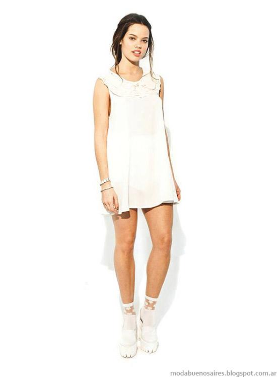 47 Street verano 2015. Moda vestidos de verano 2015.
