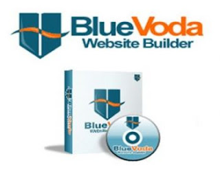 BlueVoda Website Builder