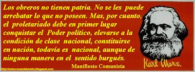 Cita de Karl Marx