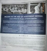 PIMCO Mutual Funds Ad: Income in the Age of Investment Defense